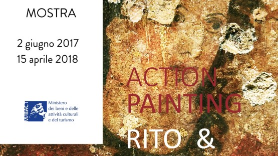 15 aprile 2018 Action Painting