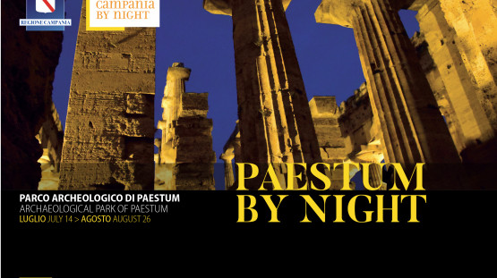 Cartolina_Paestum_by_night